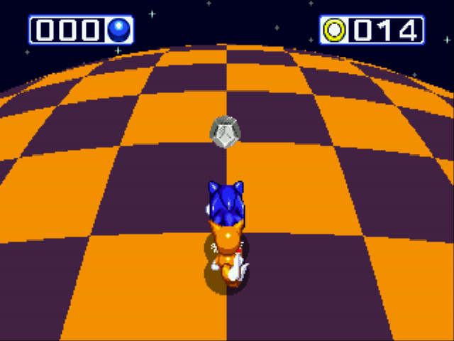 Sonic the Hedgehog 3 - Emerald #5 - User Screenshot